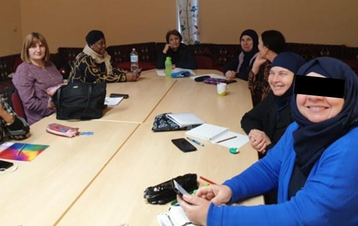 Deutsch lernen für Frauen Berlin