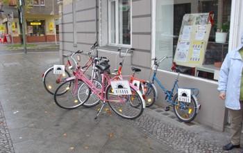 Frauentreff Rosa Gruppe in Berlin