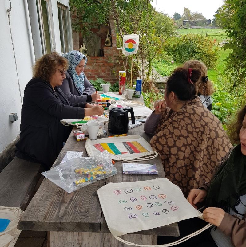 Gruppen und Kurse für Frauen in Berlin